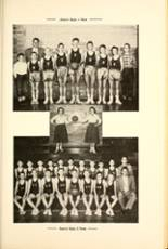 1955 Walnut Grove High School Yearbook Page 94 & 95