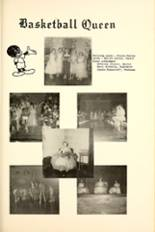 1955 Walnut Grove High School Yearbook Page 100 & 101