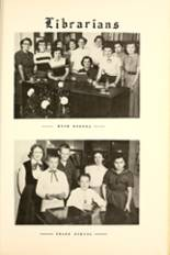 1955 Walnut Grove High School Yearbook Page 112 & 113