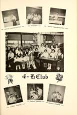 1955 Walnut Grove High School Yearbook Page 122 & 123