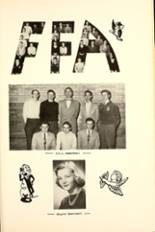 1955 Walnut Grove High School Yearbook Page 128 & 129