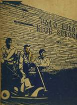 1971 Yearbook Palo Duro High School