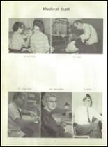 1963 Eisenhower High School Yearbook Page 18 & 19