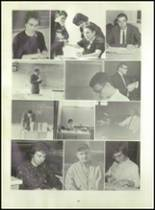 1963 Eisenhower High School Yearbook Page 20 & 21