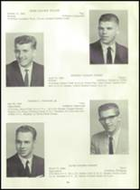 1963 Eisenhower High School Yearbook Page 36 & 37