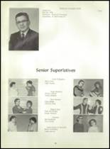 1963 Eisenhower High School Yearbook Page 40 & 41