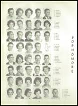 1963 Eisenhower High School Yearbook Page 50 & 51