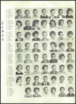 1963 Eisenhower High School Yearbook Page 54 & 55