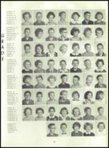 1963 Eisenhower High School Yearbook Page 58 & 59