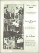 1963 Eisenhower High School Yearbook Page 64 & 65