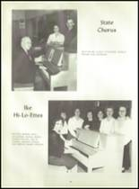 1963 Eisenhower High School Yearbook Page 68 & 69