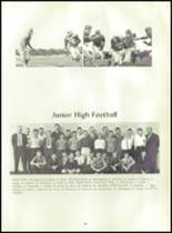 1963 Eisenhower High School Yearbook Page 72 & 73