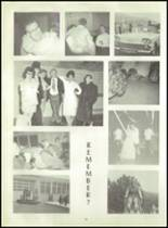 1963 Eisenhower High School Yearbook Page 82 & 83