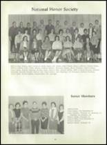 1963 Eisenhower High School Yearbook Page 84 & 85