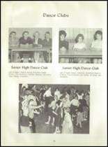 1963 Eisenhower High School Yearbook Page 96 & 97