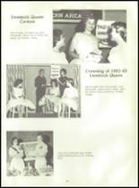 1963 Eisenhower High School Yearbook Page 100 & 101