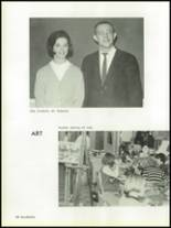 1967 Annandale High School Yearbook Page 62 & 63