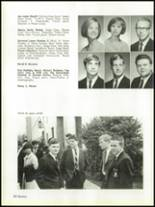 1967 Annandale High School Yearbook Page 86 & 87