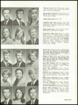 1967 Annandale High School Yearbook Page 92 & 93