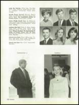 1967 Annandale High School Yearbook Page 104 & 105