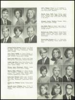 1967 Annandale High School Yearbook Page 110 & 111
