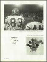 1967 Annandale High School Yearbook Page 116 & 117