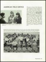 1967 Annandale High School Yearbook Page 162 & 163
