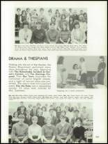 1967 Annandale High School Yearbook Page 168 & 169