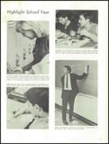 1968 Proviso East High School Yearbook Page 22 & 23