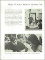 1968 Proviso East High School Yearbook Page 52 & 53