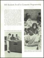 1968 Proviso East High School Yearbook Page 54 & 55