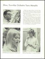1968 Proviso East High School Yearbook Page 56 & 57