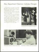 1968 Proviso East High School Yearbook Page 62 & 63