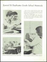 1968 Proviso East High School Yearbook Page 70 & 71