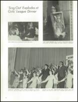 1968 Proviso East High School Yearbook Page 100 & 101