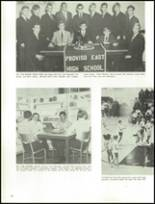 1968 Proviso East High School Yearbook Page 102 & 103