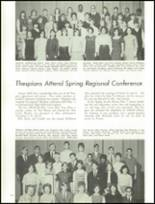1968 Proviso East High School Yearbook Page 108 & 109