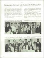 1968 Proviso East High School Yearbook Page 124 & 125