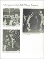 1968 Proviso East High School Yearbook Page 154 & 155