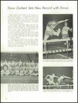 1968 Proviso East High School Yearbook Page 166 & 167