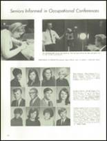 1968 Proviso East High School Yearbook Page 188 & 189