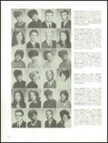 1968 Proviso East High School Yearbook Page 196 & 197