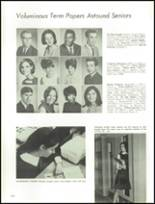1968 Proviso East High School Yearbook Page 208 & 209