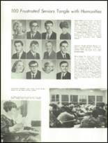 1968 Proviso East High School Yearbook Page 210 & 211