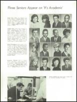 1968 Proviso East High School Yearbook Page 212 & 213