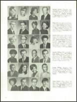 1968 Proviso East High School Yearbook Page 214 & 215