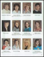 1987 Everett High School Yearbook Page 30 & 31