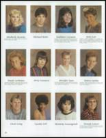 1987 Everett High School Yearbook Page 32 & 33