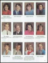 1987 Everett High School Yearbook Page 38 & 39