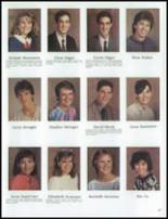 1987 Everett High School Yearbook Page 40 & 41